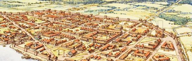 A Whirlwind Tour of Roman London