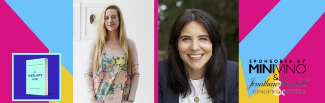 Norwich: 'Making work, work' with Annie Ridout and Steph Douglas, sponsored by Minivino Wines and Ginger Womenswear