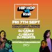 Hip-Hop vs RnB - EAST image