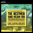 Pitch & The Doctor's Orders Present - THE NEXTMEN BANK HOLIDAY BBQ image
