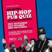 Hip-Hop Pub Quiz @ Old Queens Head image