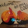 """Fun Art Night: """"Welcome to our Coop"""" Sign in Palmyra image"""