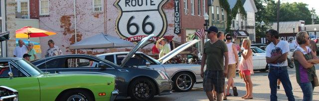 Wilmington Rotary Car Show Freedom Fest