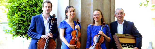 Sunday Concert: Rossetti Ensemble