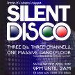 Weston's Biggest Silent Disco! image
