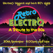 Retro Electro live at The Winter Gardens image