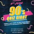 90s QUIZ NIGHT! image