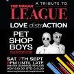 Human League & Pet Shop Boys Tribute Night image