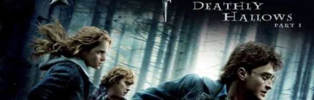 """Harry Potter and the Deathly Hallows – Part 1 - """"Cinema In The Woods - Lime Lane"""