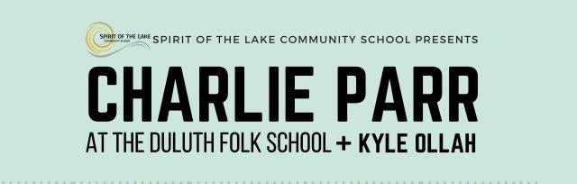 Charlie Parr at the Duluth Folk School