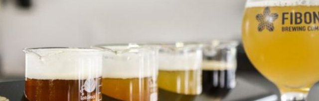 Beer Tasting & Discussion on Sustainability in Brewing with Fibonacci Brewing Company
