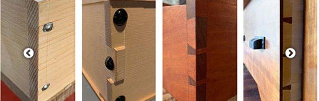 4 Corner Joints & a Dado