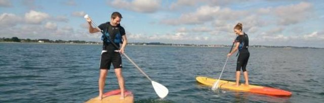 SUP sessions - Glyde River Annagassan