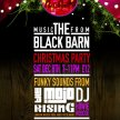 The Black Barn Christmas Party image