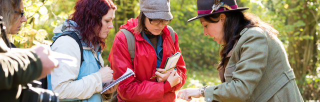 Foraging Course Printed Gift Voucher valid for 12 months