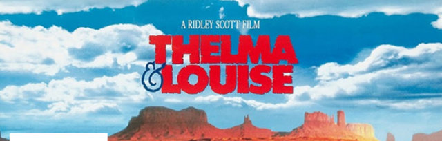 Thelma and Louise @ Drive in Movie Club