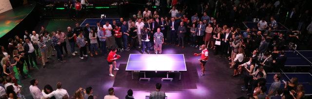 Smashed Charity Ping-Pong 2018