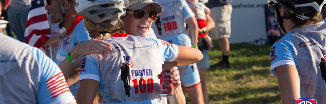 Foster 100 Finish Party