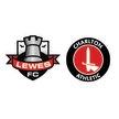 Lewes v Charlton Athletic image