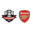 Lewes v Arsenal (Continental Cup) image