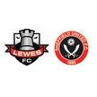 Lewes v Sheffield United image
