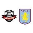 Lewes v Aston Villa image