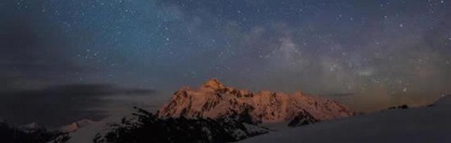 Stars on Frosty Winter Nights