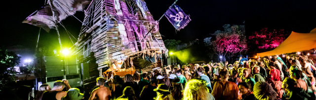 Island Vibe Festival Camping by Stoke Travel