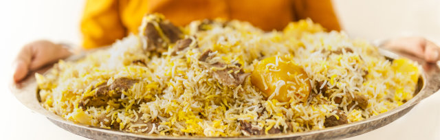 Biryani Supperclub DINNER