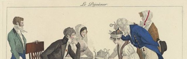 Jane Austen Tea & Faire Regency Teas