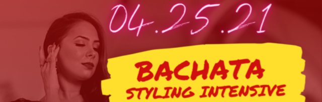 Bachata Styling Intensive with Ximena!