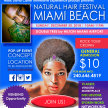 Natural HAIR FEST Miami Beach image