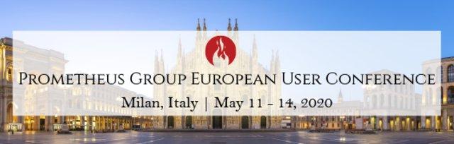 2020 Prometheus Group European User Conference