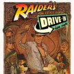 RAIDERS OF THE LOST ARK  - BLUE STARLITE High Rockies- Colorado DRIVE-IN   (Minturn, CO.) *-8:30 Show/7:30pm Gates image
