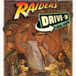 RAIDERS OF THE LOST ARK - BLUE STARLITE High Rockies- Colorado DRIVE-IN   (Minturn, CO.) *-8:50 Show/8pm gates image