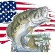 2021 NSA Fishing Tournament - Bass image