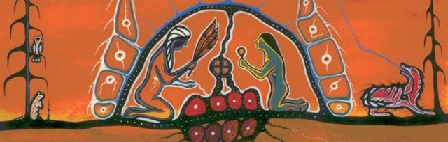 Traditional Indigenous American Sweat Lodge - Voices of Sacred Earth