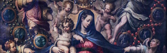 Feast of Our Lady of the Holy Rosary, Dominican Rite Missa Cantata