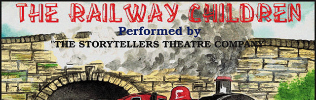 The Railway Children, Avenham & Miller Park, Preston, 2.30pm