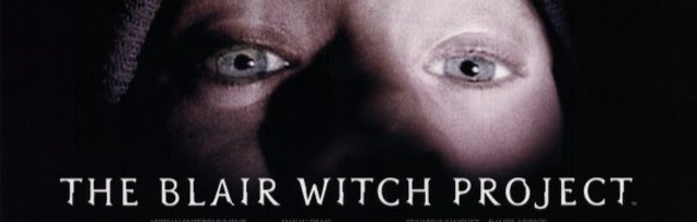 """The Blair Witch Project - """"Cinema In The Woods"""" - Lime Lane."""