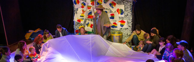 Be Not Afeard - A musical sensory version of 'The Tempest' at Sutton Central Library
