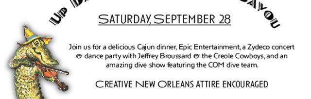 3rd annual BIG Show, Up da River, Down da Bayou