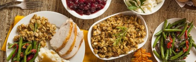 Meal Planning & Preparing: Healthy Thanksgiving Edition