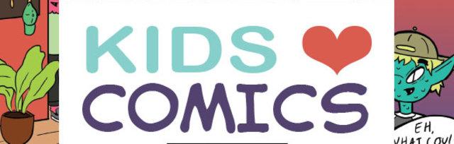 How to Comics Workshop - Grand Rapids