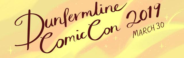 Dunfermline Comic Con 2019