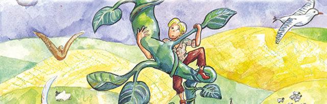 Jack & The Beanstalk - A Summer Pantomime, Southport Botanic Gardens, 2.30pm