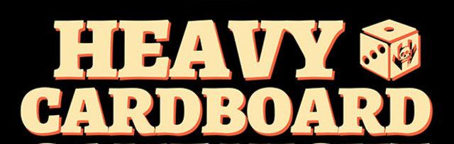 Heavy Cardboard - Grand Rapids (21+)
