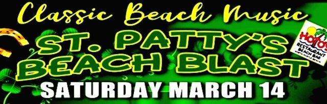 Classic Beach Music - St.Patty's BM Blast