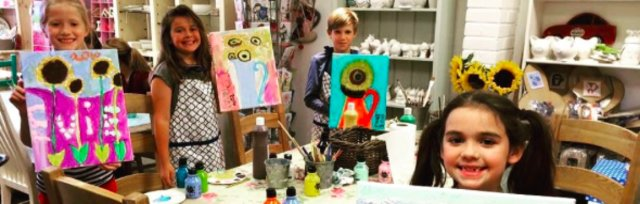 The Great Artists Summer Workshops!