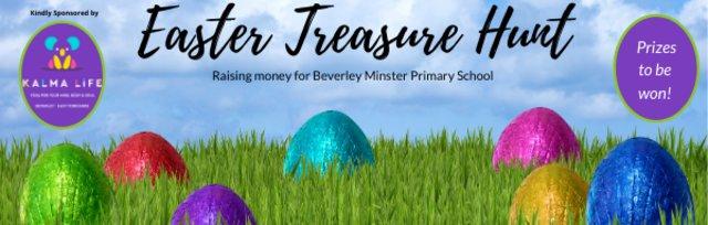 Easter Treasure Trail kindly sponsored by Kalma Life Beverley